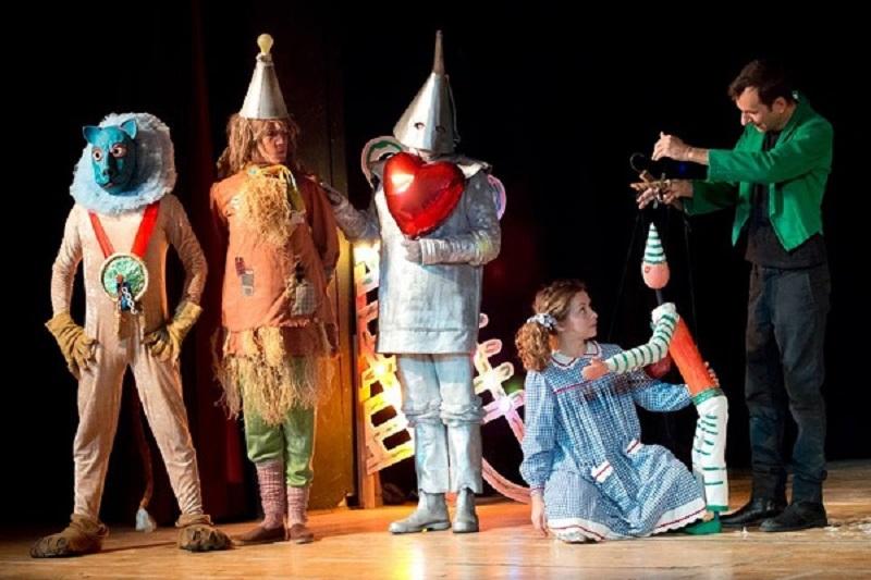 Teatro colla teatro silvestrianum - Mago ma bel ...